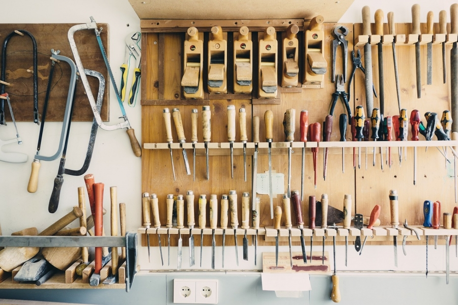 Garage Organization: A Chore No More In 5 Easy Steps