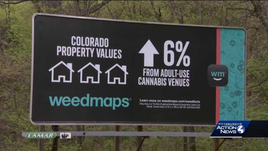 "Legal Marijuana Leading to ""Higher"" Home Values?"