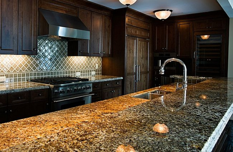 How To Maintain Those Fancy Countertops